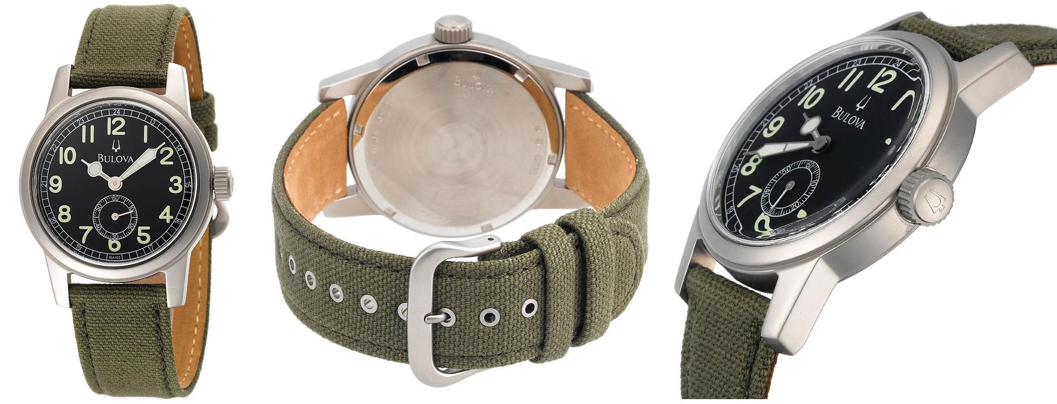 Bulova Hack Horloge