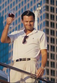 Polo Leonardo Dicaprio in The Wolf of Wall Street (2013)