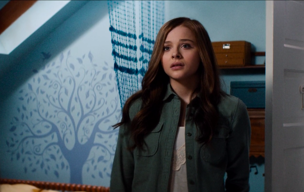 Chloë Grace Moretz in If I Stay