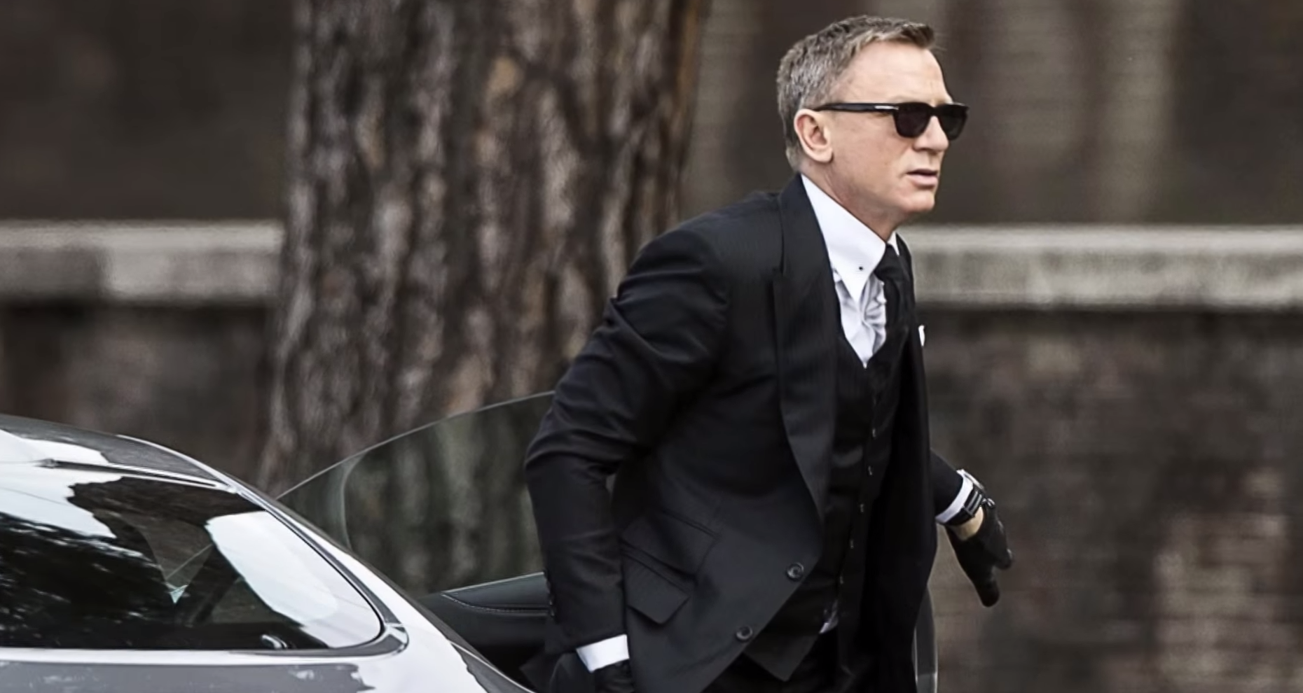 Zonnebril James Bond Spectre 2015