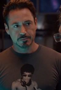 T-shirt Robert Downey Jr. (Tony Stark) Avengers: Age of Ultron (2015)