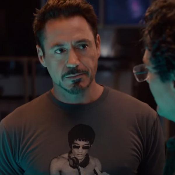 T-shirt Robert Downey Jr. (Tony Stark) Avengers: Age of Ultron (2015)