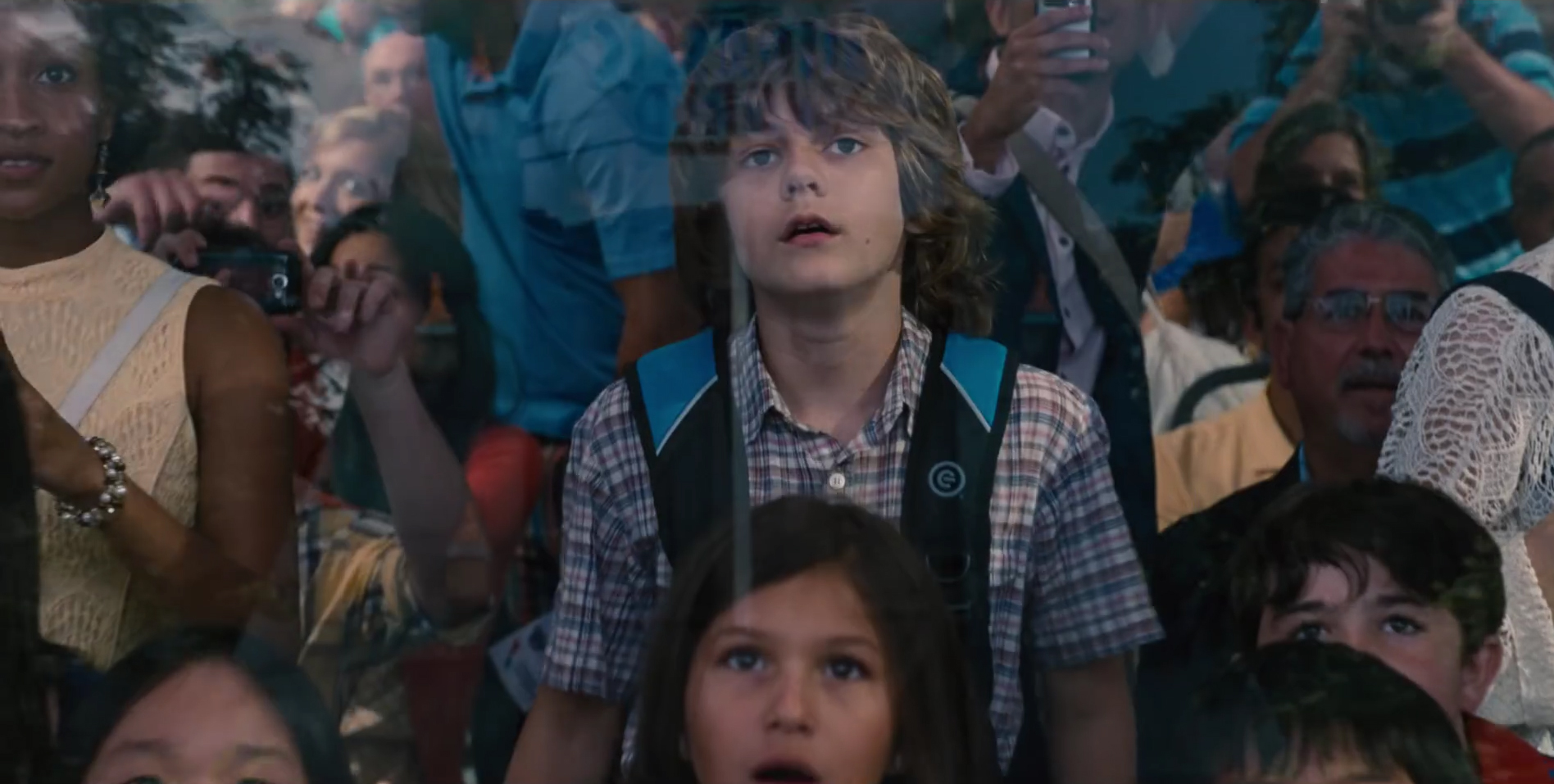 Rugtas in Jurassic World (2015)