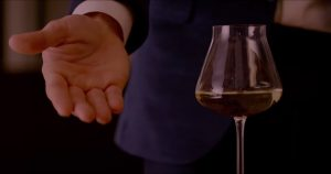 Wijnglas Fifty Shades of Grey (2015)