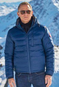 Jas Daniel Craig Spectre (2015)