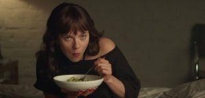 Pasta voor Scarlett Johansson in de film Chef (2014)