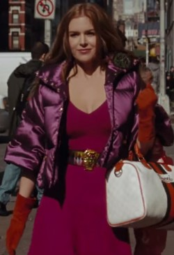 Witte Gucci tas uit Confessions of a Shopaholic (2009)