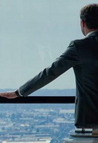 Horloge Jamie Dornan in Fifty Shades of Grey (2015)