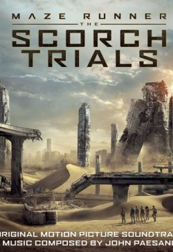 Muziek Maze Runner: The Scorch Trials (2015)
