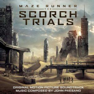 Muziek Maze Runner: The Scorch Trials (2015)