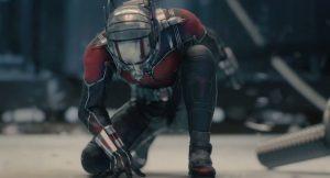 Muziek Ant-Man (2015)