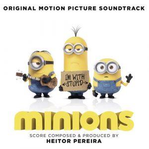 Muziek in Minions (2015)