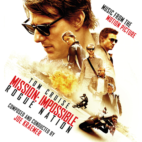 Muziek Mission Impossible: Rogue Nation (2015)