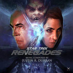 Muziek Star Trek - Renegades (2015)