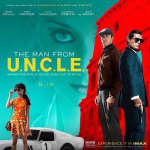 Muziek The Man from U.N.C.L.E. (2015)
