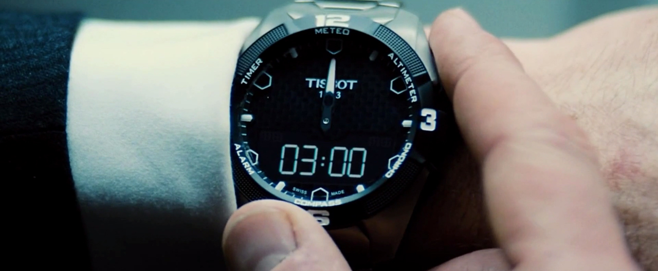 Horloge Simon Pegg in Mission Impossible: Rogue Nation (2015)