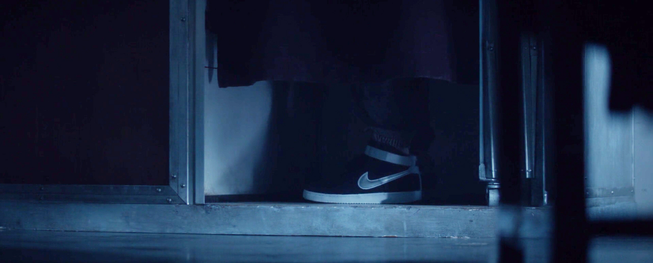 new products 5cc1b 7e8ff Nike schoenen in Terminator Genisys (2015)