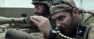 Horloge Bradley Cooper in American Sniper (2014)