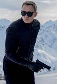 Skibril James Bond Spectre (2015)