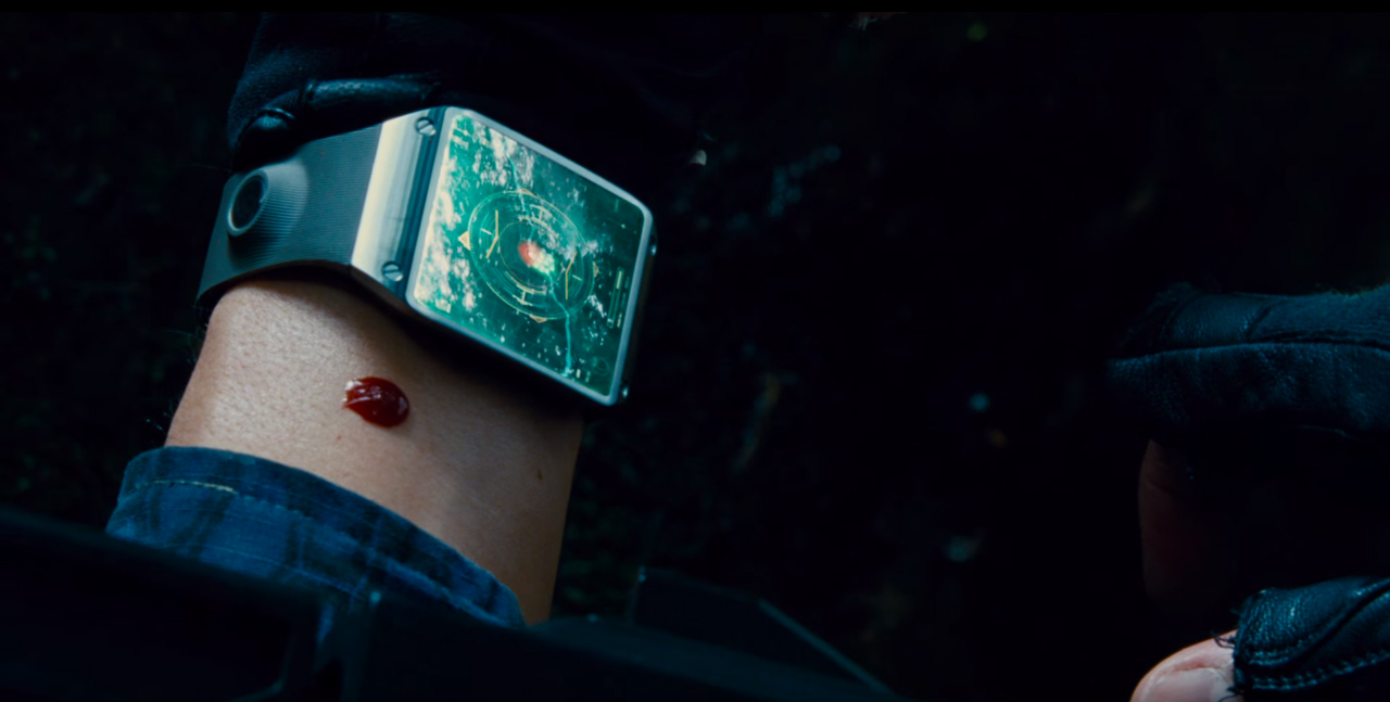 Smartwatch Jurassic World (2015)