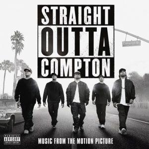 Soundtrack Straight Outta Compton (2015)