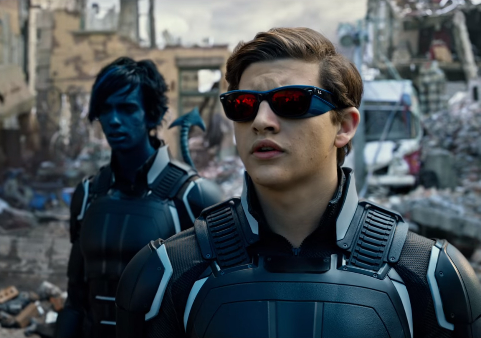 Zonnebril Cyclops in X-Men: Apocalypse (2016)