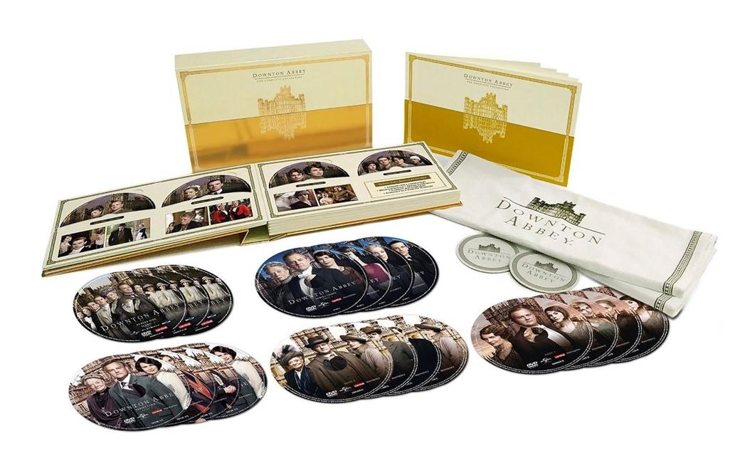Downton Abbey - De Complete Collectie