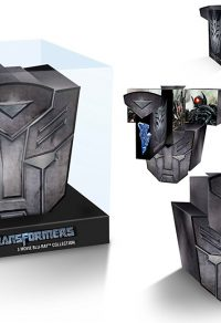 Transformers 1 t/m 3 (Big Head Collector's Edition) (Blu-ray)