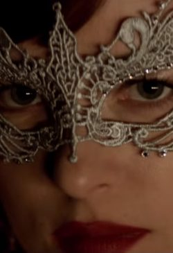 Masker Dakota Johnson Fifty Shades Darker (2017)