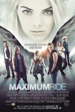 Maximum Ride (2016)