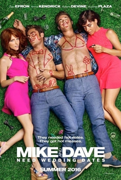 Mike and Dave Need Wedding Dates (2016)