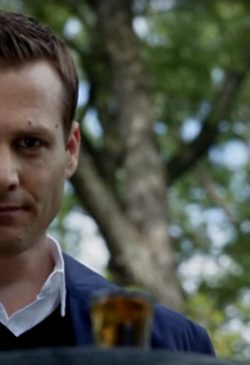 Shot glaasjes Harvey Specter in Suits