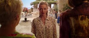 Hoefijzer kettinghangertje Amanda Seyfried in Mamma Mia ! Here We Go Again (2018)