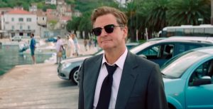 Zonnebril Colin Firth in Mamma Mia ! Here We Go Again (2018)