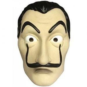 Salvador Dali masker uit La casa de papel