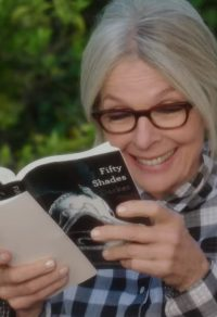 Fifty Shades boek Diane Keaton in Book Club (2018)