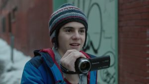 Panasonic camera Jack Dylan Grazer in Shazam! (2019)