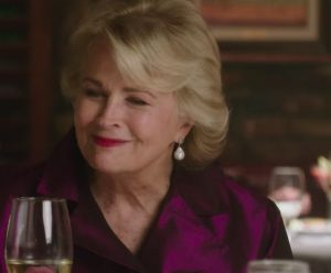 Parel oorbellen Candice Bergen in Book Club (2018)
