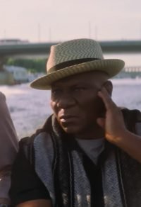 Fedora hoed Ving Rhames in Mission: Impossible – Fallout (2018)