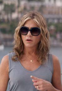 Zonnebril Jennifer Aniston in Murder Mystery