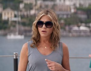 Zonnebril Jennifer Aniston in Murder Mystery