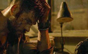 Horloge Chris Hemsworth in Extraction
